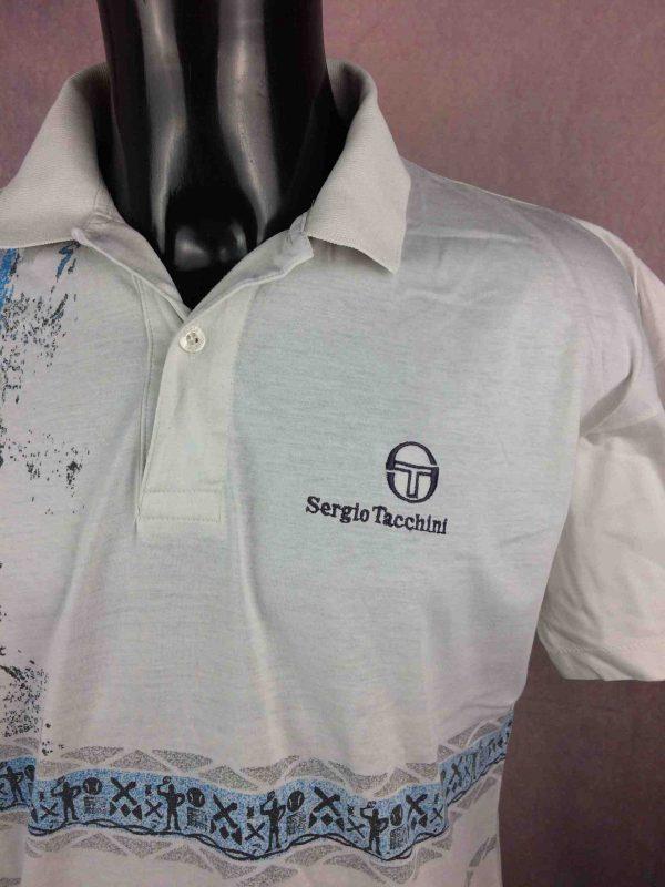 SERGIO TACCHINI Polo Vintage 90 Tennis Etnic Gabba Vintage 3 scaled - SERGIO TACCHINI Polo Vintage 90 Tennis Etnic