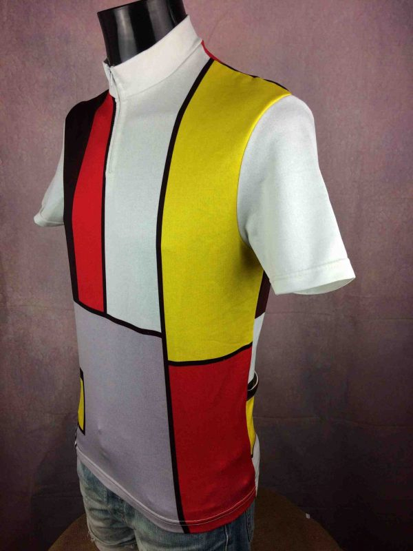 SOFFAC Maillot Vintage 90s Made in France Gabba Vintage 3 scaled - SOFFAC Maillot Vintage 90s Made in France