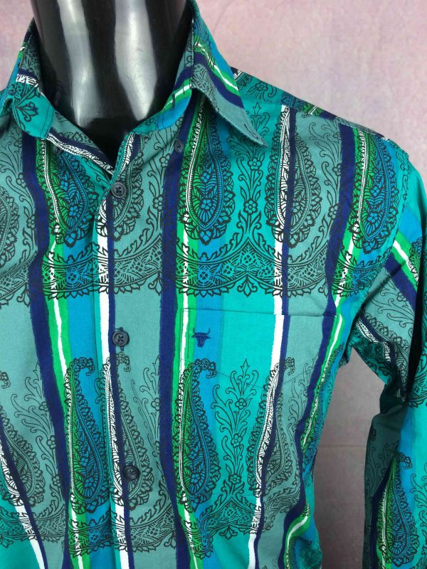 SOULEIADO Chemise Made in France Vintage - Gabba Vintage