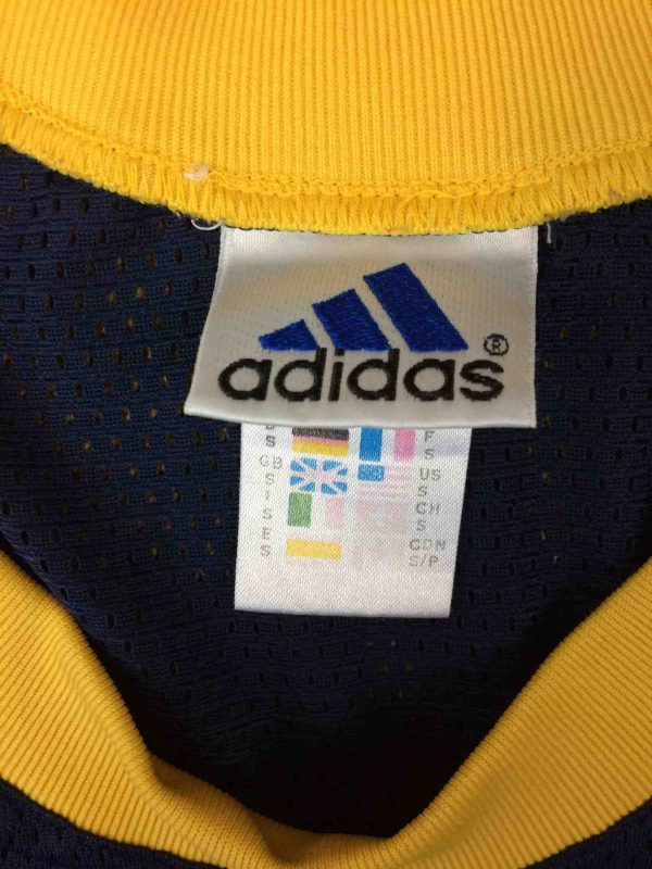 ST ANNES BASKETBALL Maillot 1 Adidas 90s Gabba Vintage 1 scaled - ADIDAS Maillot #1 St Anne's Vintage 90s USA