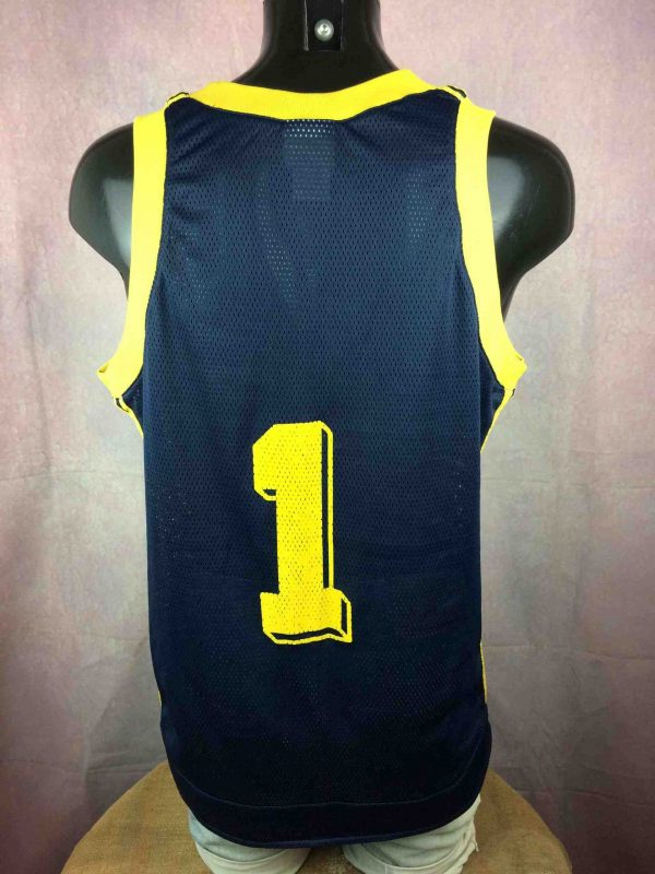 ST ANNES BASKETBALL Maillot 1 Adidas 90s Gabba Vintage 4 scaled - ADIDAS Maillot #1 St Anne's Vintage 90s USA