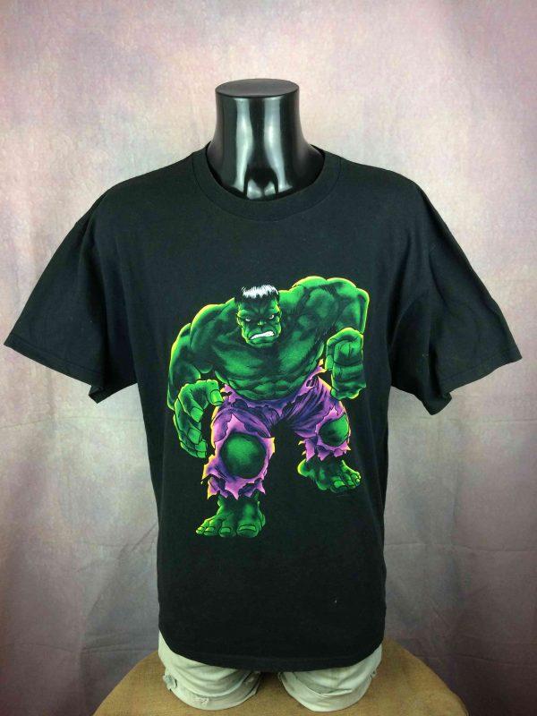 THE INCREDIBLE HULK T Shirt Marvel VTG 2002 Gabba Vintage 2 scaled - THE INCREDIBLE HULK T-Shirt Marvel VTG 2002