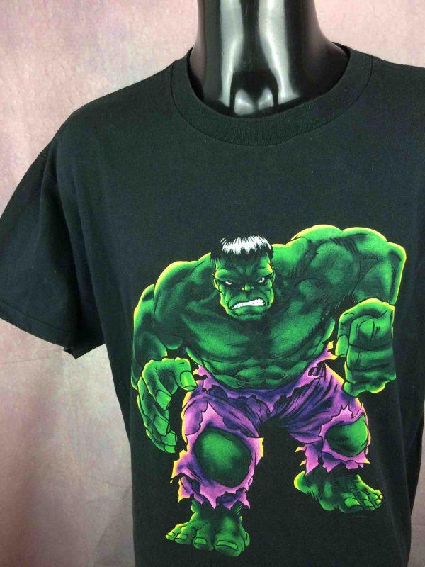 THE INCREDIBLE HULK T-Shirt Marvel VTG 2002 - Gabba Vintage
