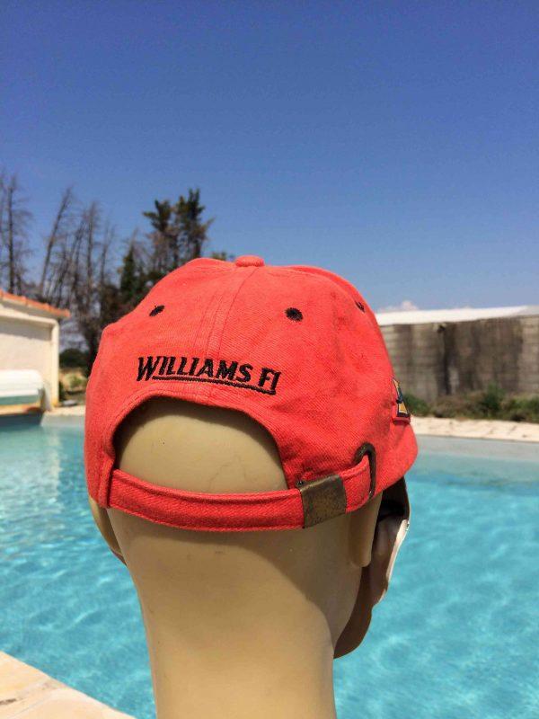 WINFIELD Williams F1 Casquette Vintage 1998 Gabba Vintage 5 scaled - WINFIELD Williams F1 Casquette Vintage 1998