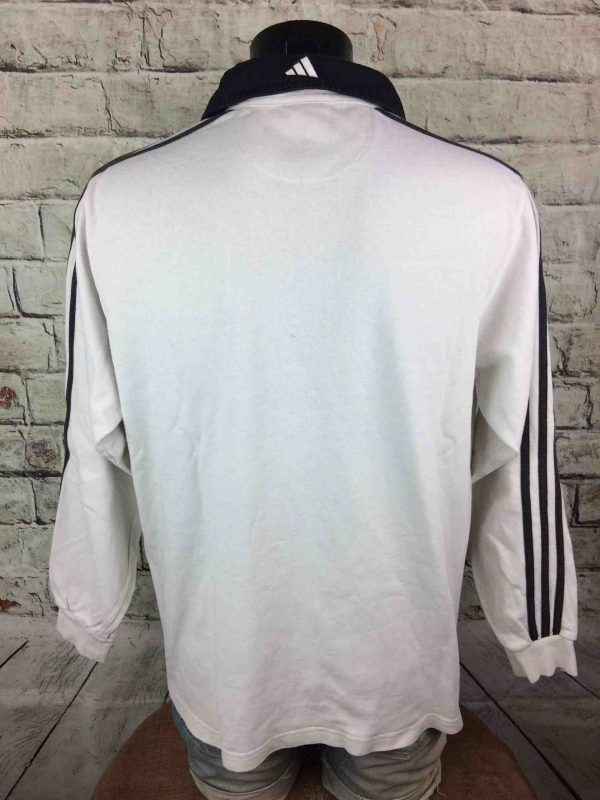 ADIDAS Maillot Polo 1999 Vintage 90s Rugby Gabba Vintage 5 scaled - ADIDAS Maillot Polo 1999 Vintage 90s Rugby