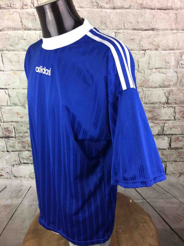 ADIDAS Maillot Vintage 90s Made in UK Foot Gabba Vintage 3 scaled - ADIDAS Maillot Vintage 90s Made in UK Foot