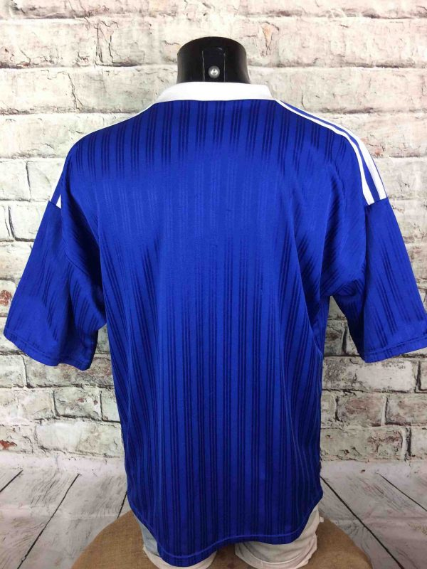 ADIDAS Maillot Vintage 90s Made in UK Foot Gabba Vintage 5 scaled - ADIDAS Maillot Vintage 90s Made in UK Foot