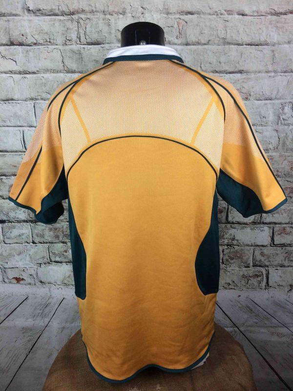 AUSTRALIA Maillot World Cup 2007 Home VTG Gabba Vintage 6 scaled - AUSTRALIA Maillot World Cup 2007 Home VTG