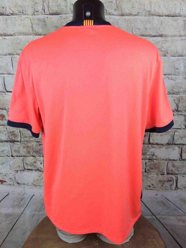 BARCELONA FC Maillot Away 2009 2010 Nike FCB Gabba Vintage 6 scaled - BARCELONA FC Maillot Away 2009 2010 Nike FCB