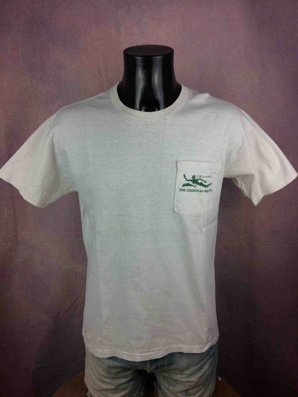 CALYPSO T Shirt Cousteau Rediscovery 85 90 Gabba Vintage 3 scaled - CALYPSO T-Shirt Cousteau Rediscovery 85 90