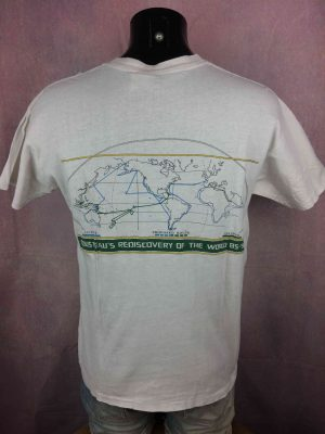 CALYPSO T-Shirt Cousteau Rediscovery 85 90 - Gabba Vintage