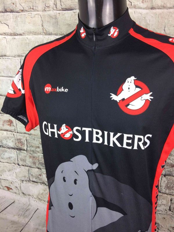 GHOSTBIKERS Maillot Maxbike Made in Europe Gabba Vintage 3 - GHOSTBIKERS Maillot Maxbike Made in Europe