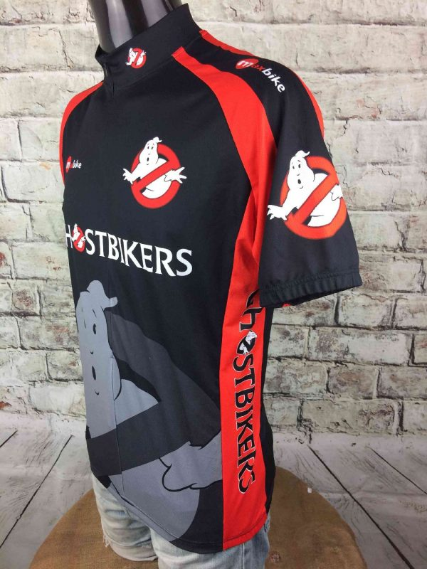 GHOSTBIKERS Maillot Maxbike Made in Europe Gabba Vintage 4 - GHOSTBIKERS Maillot Maxbike Made in Europe