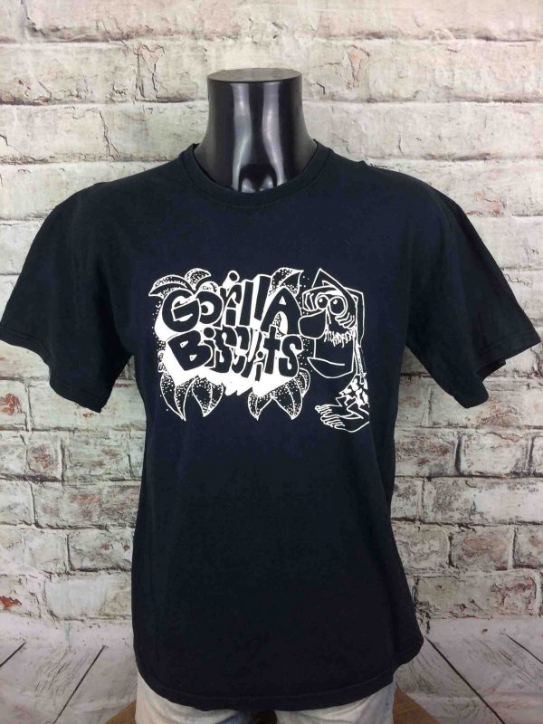 GORILLA BISCUITS T Shirt Vintage 90s Demo Gabba Vintage 2 scaled - GORILLA BISCUITS T-Shirt Vintage 90s Demo