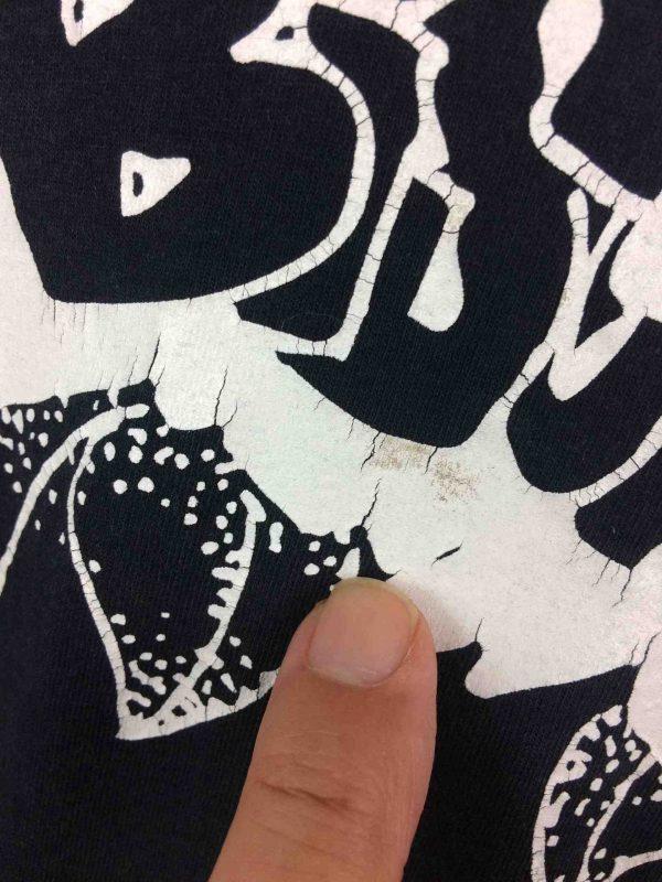 GORILLA BISCUITS T Shirt Vintage 90s Demo Gabba Vintage 4 scaled - GORILLA BISCUITS T-Shirt Vintage 90s Demo