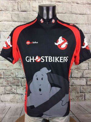 GHOSTBIKERS Maillot Maxbike Made in Europe - Gabba Vintage