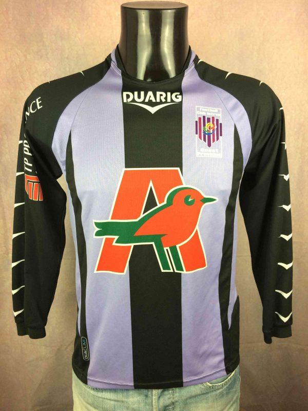 ISTRES FC Maillot VTG 00s Home Duarig Porté - Gabba Vintage