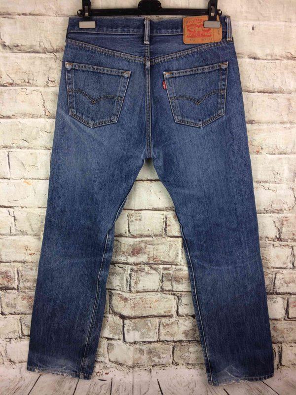 LEVI STRAUSS 501 Vintage W32 L32 Mid Blue Gabba Vintage 9 scaled - LEVI STRAUSS 501 Vintage W32 L32 Mid Blue 3