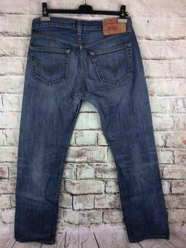 LEVI STRAUSS 501 Vintage W34 L34 Mid Blue 4 Gabba Vintage 3 scaled - LEVI STRAUSS 501 Vintage W34 L34 Mid Blue 4