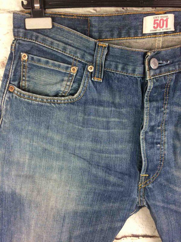 LEVI STRAUSS 501 Vintage W34 L34 Mid Blue 4 Gabba Vintage 8 scaled - LEVI STRAUSS 501 Vintage W34 L34 Mid Blue 4