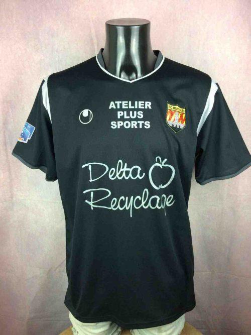 MARTIGUES FC Maillot Away 00s Uhlsport Porté - Gabba Vintage
