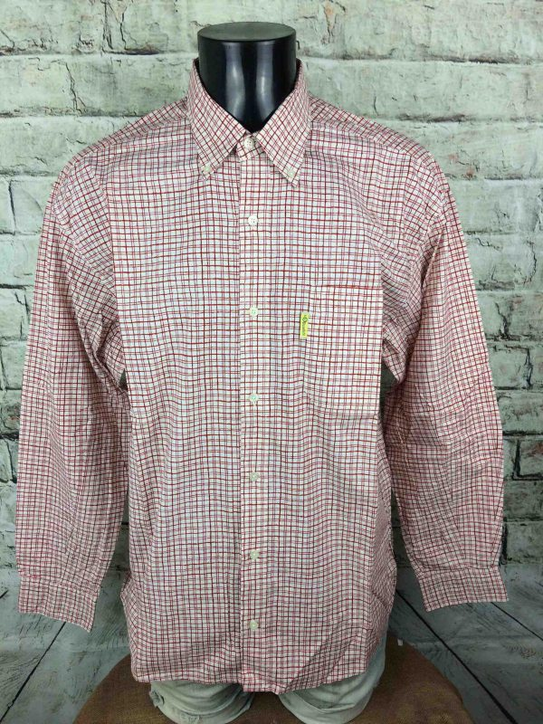 OLIVADES Chemise Made in France Provence Gabba Vintage 2 scaled - LES OLIVADES Chemise Made in France Provence