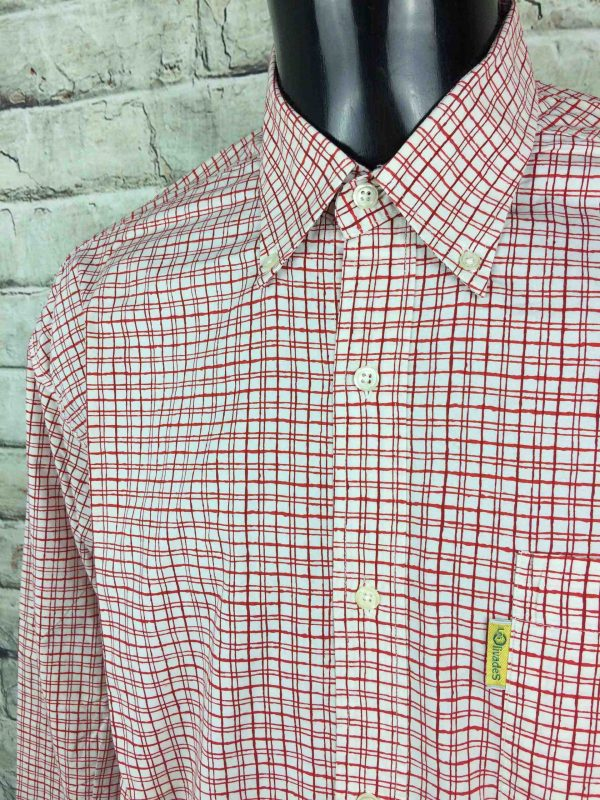 Les OLIVADES Chemise Made in France Provence - Gabba Vintage