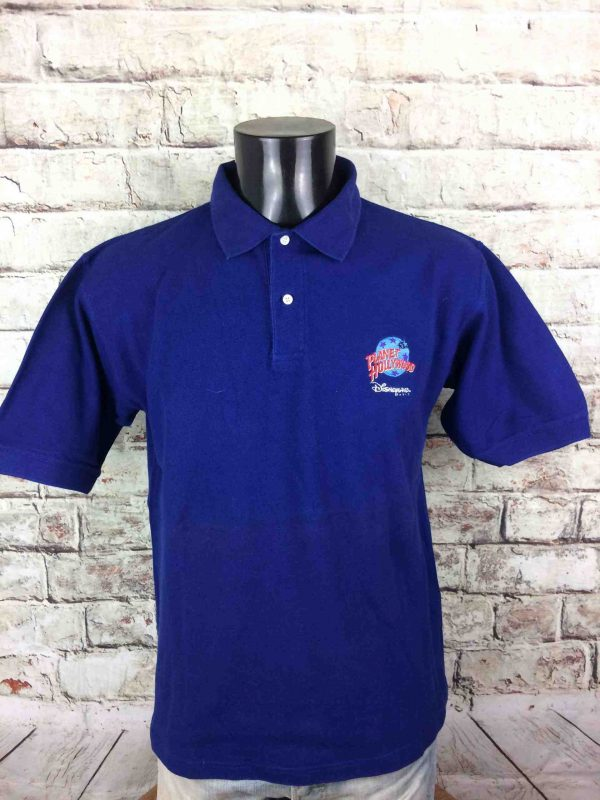 PLANET HOLLYWOOD Disneyland Paris Polo 1991 Gabba Vintage 1 scaled - PLANET HOLLYWOOD Disneyland Paris Polo 1991