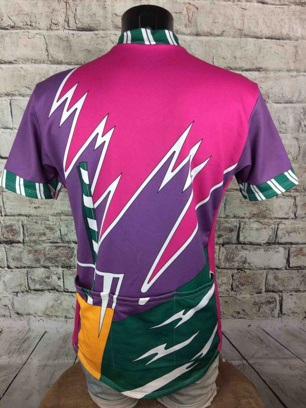 SIBILLE Maillot Vintage 90s Made in Italy Gabba Vintage 6 scaled - SIBILLE Maillot Vintage 90s Made in Italy