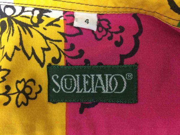 SOULEIADO Chemise Patchwork Vintage 90s Gabba Vintage 6 scaled - SOULEIADO Chemise Patchwork Vintage 90s