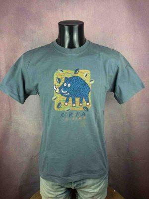 SPEEDY GRAPHITO T-Shirt Corsica Vintage - Gabba Vintage