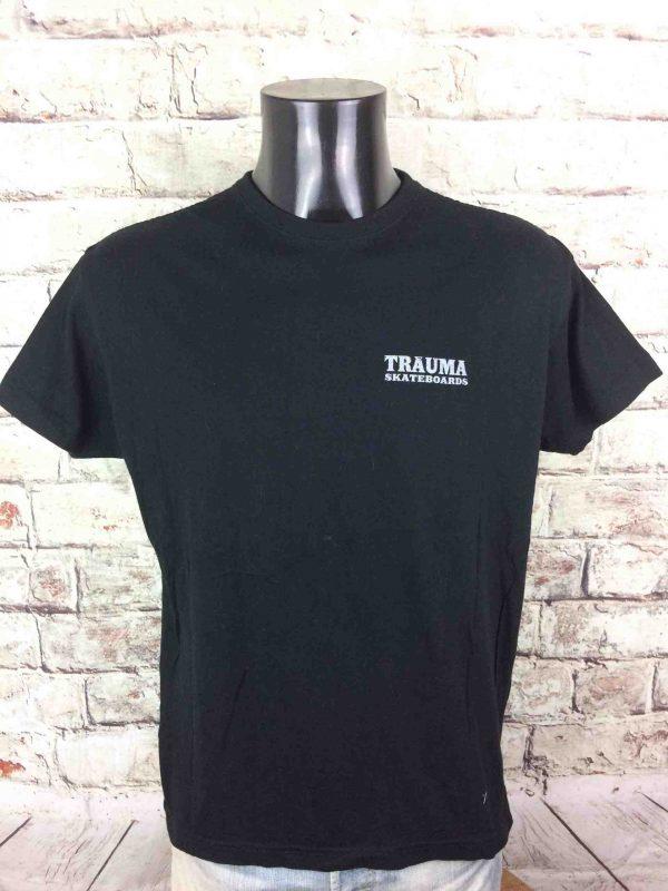 TRAUMA Skateboards T Shirt Useless Wooden Gabba Vintage 2 scaled - TRAUMA Skateboards T-Shirt Useless Wooden