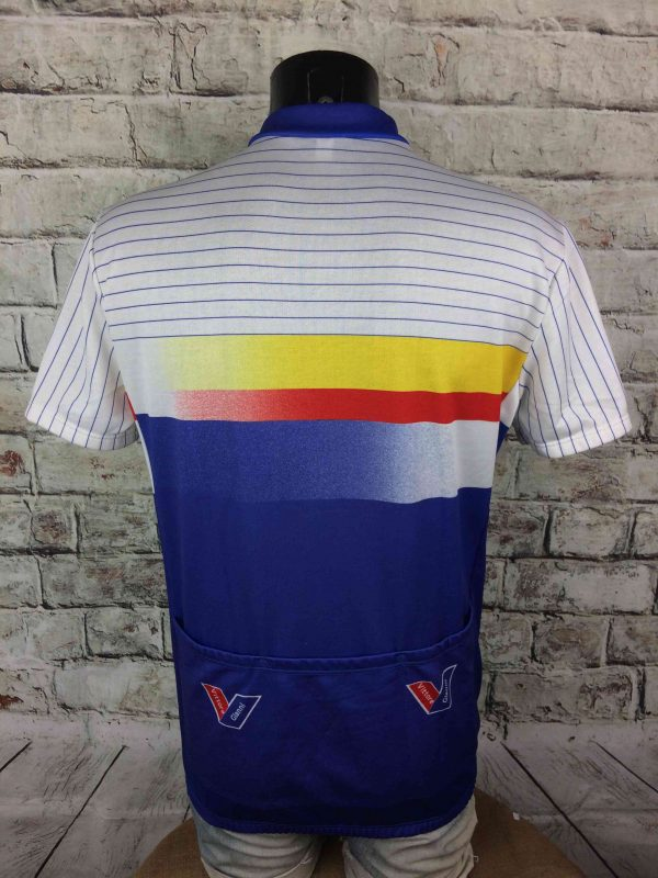 VITTORE GIANNI Maillot VTG 90s Made in Italy Gabba Vintage 5 scaled - VITTORE GIANNI Maillot VTG 90s Made in Italy