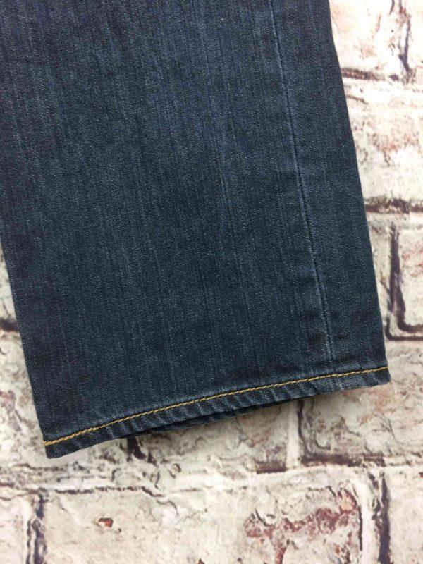 levi strauss 501 vintage w32 l30 dark blue 4 scaled - LEVI STRAUSS 501 Vintage W32 L30 Dark Blue 1