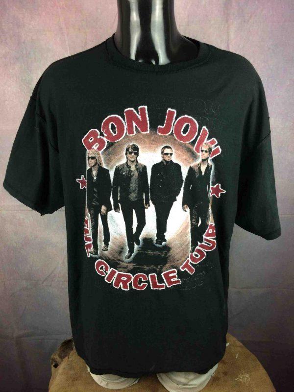 2 Tshirt in 1 BON JOVI Tour 2010 Teena Marie Gabba Vintage 2 scaled - 2 T-Shirt 1 BON JOVI Tour 2010 Teena Marie