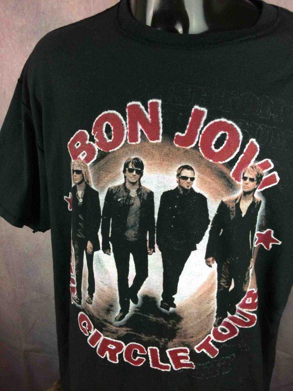 2 Tshirt in 1 BON JOVI Tour 2010 Teena Marie Gabba Vintage 3 scaled - 2 T-Shirt 1 BON JOVI Tour 2010 Teena Marie