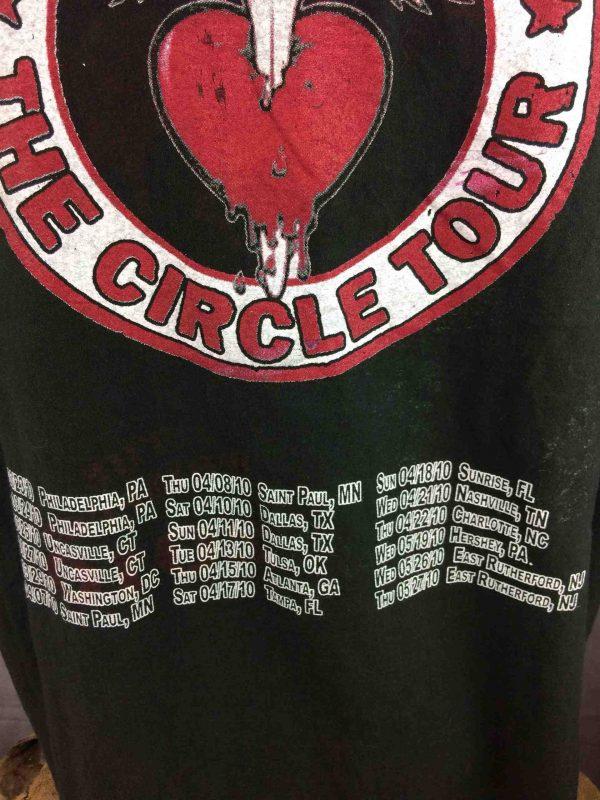 2 Tshirt in 1 BON JOVI Tour 2010 Teena Marie Gabba Vintage 5 scaled - 2 T-Shirt 1 BON JOVI Tour 2010 Teena Marie