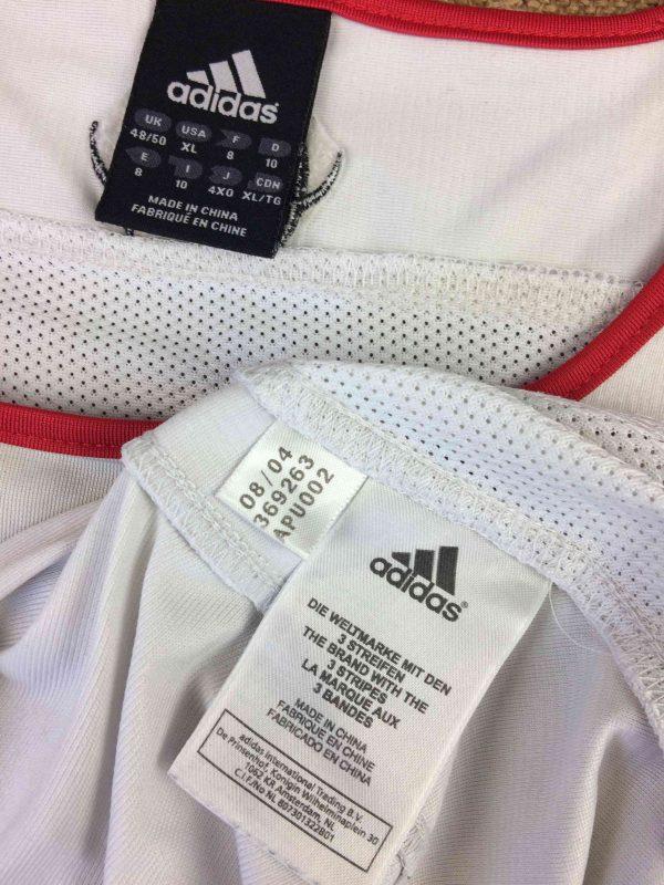 AC MILAN Jersey 2004 2005 Adidas Training Gabba Vintage 1 scaled - AC MILAN Jersey 2004 2005 Adidas Training