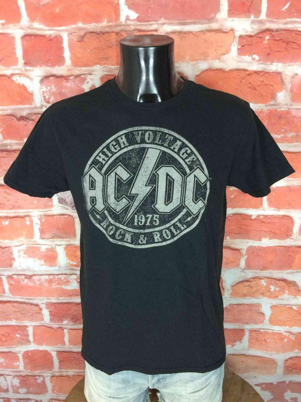 ACDC T Shirt 1975 High Voltage Rock Roll Gabba Vintage 1 scaled - AC/DC T-Shirt 1975 High Voltage Rock & Roll