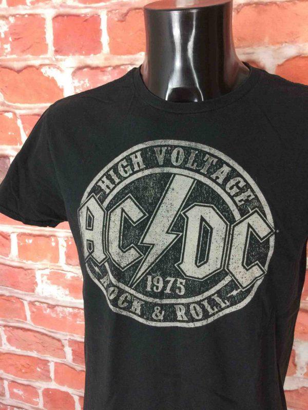 ACDC T Shirt 1975 High Voltage Rock Roll Gabba Vintage 2 scaled - AC/DC T-Shirt 1975 High Voltage Rock & Roll