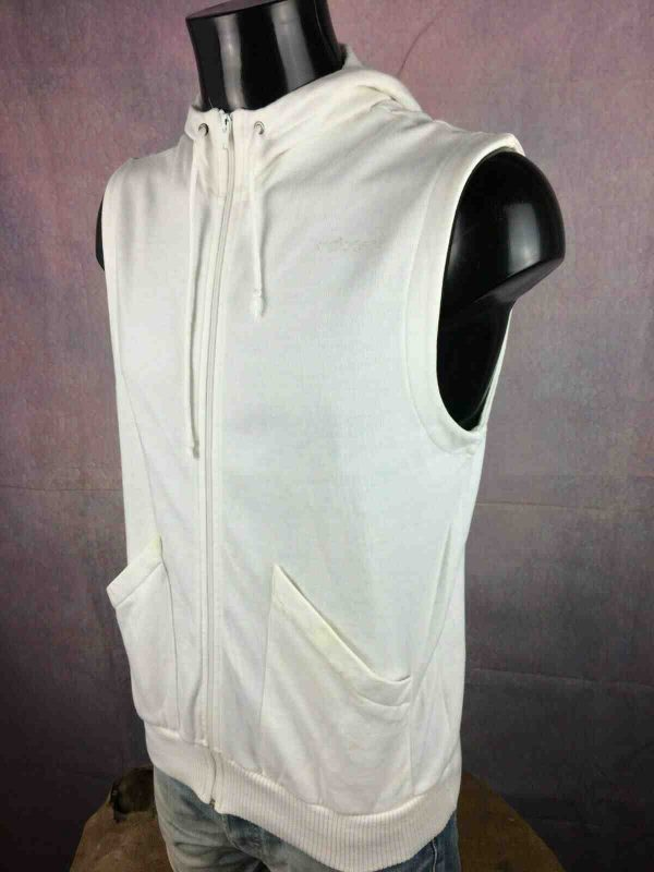 ADIDAS Gilet Vintage 80s Made in France - Gabba Vintage (1)