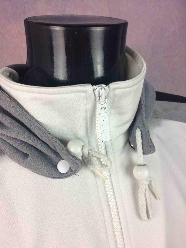 ADIDAS Jacket Hood Trefoil Short Vintage 90s Gabba Vintage 4 scaled - ADIDAS Jacket Hood Trefoil Short Vintage 90s