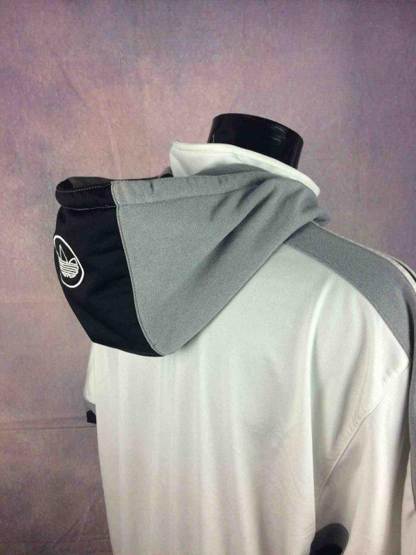 ADIDAS Jacket Hood Trefoil Short Vintage 90s Gabba Vintage 7 scaled - ADIDAS Jacket Hood Trefoil Short Vintage 90s