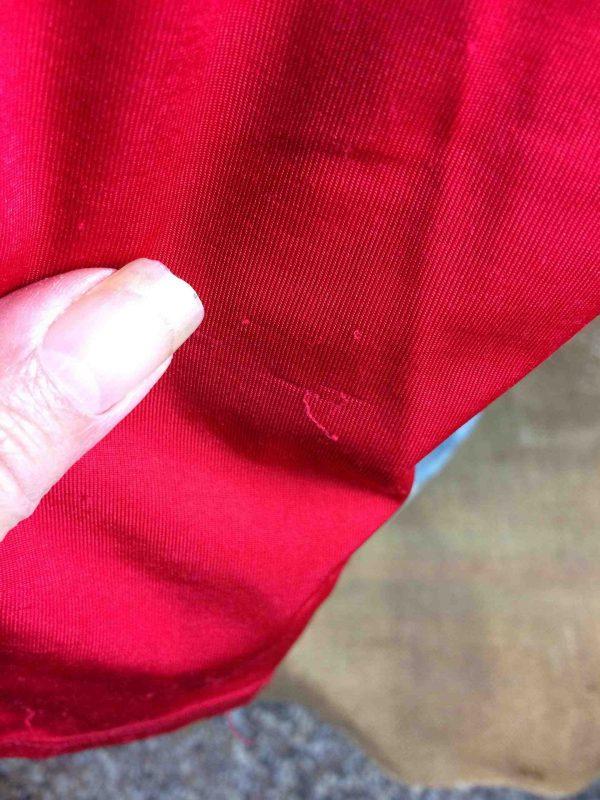 ADIDAS Jacket Hood Vintage 90s Big Trefoil Gabba Vintage 4 1 scaled - ADIDAS Vintage Années 90s Veste Capuche Noir