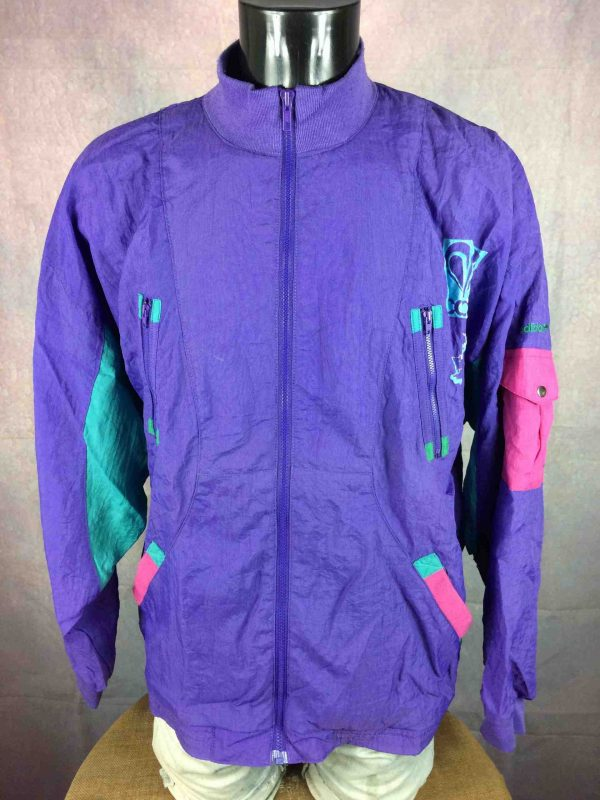 ADIDAS Jacket Vintage 90s Made in Taiwan Gabba Vintage 1 scaled - ADIDAS Jacket Vintage 90s Made in Taiwan