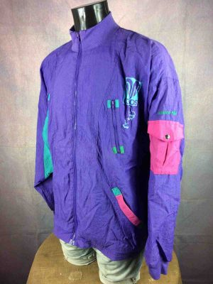 ADIDAS Jacket Vintage 90s Made in Taiwan - Gabba Vintage (2)