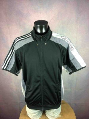 ADIDAS Jacket Warm Up Vintage 90s Training - Gabba Vintage (2)