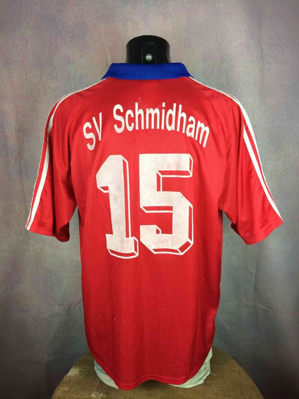 ADIDAS Jersey Germany Vintage 90s Made in UK Gabba Vintage 4 scaled - ADIDAS Jersey Germany Vintage 90s Made in UK