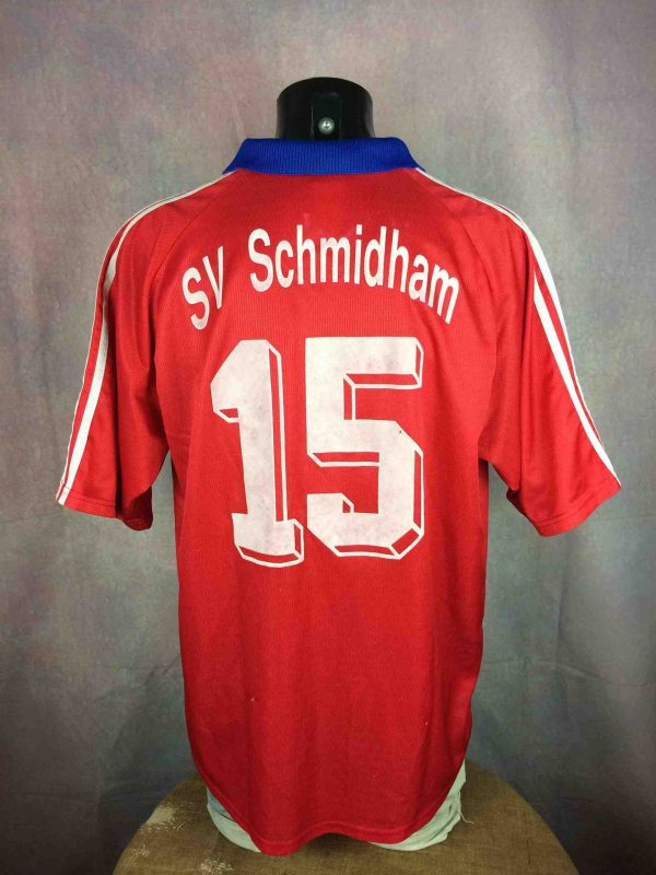 ADIDAS Jersey Germany Vintage 90s Made in UK Gabba Vintage 4 scaled - ADIDAS Maillot Vintage 90s Made in UK Football