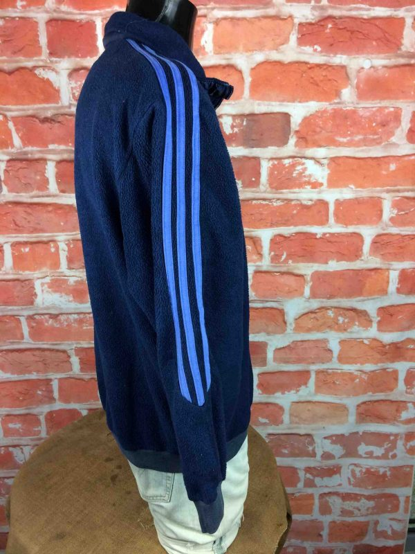ADIDAS One World Veste Polartec VTG 90s XL Gabba Vintage 7 scaled - ADIDAS Veste Vintage 90s Polartec One World